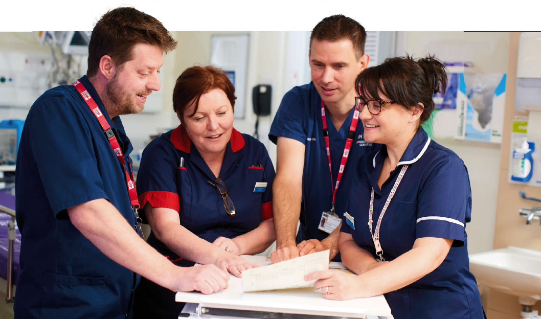 ED team makes end of life care a priority