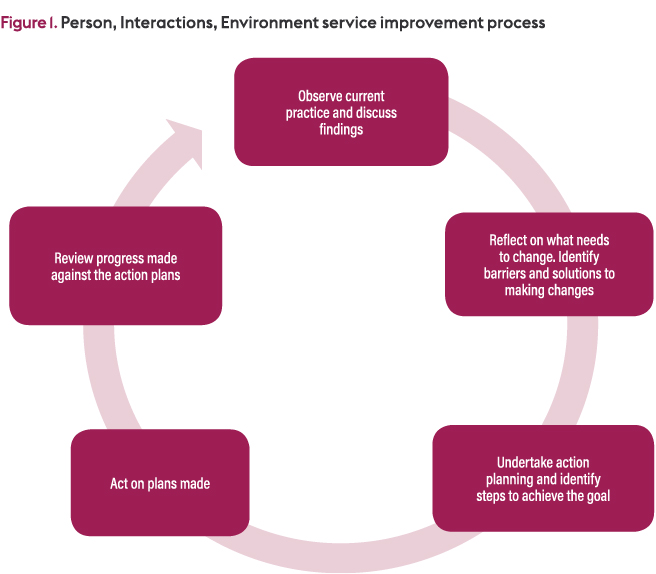 Challenges of implementing and embedding a programme to
