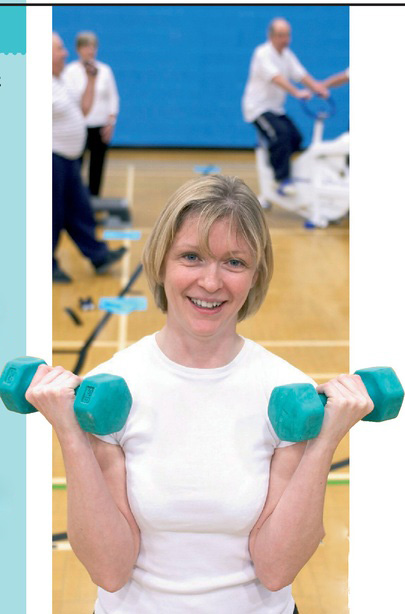 Gym workouts ease heart patients back into normal life