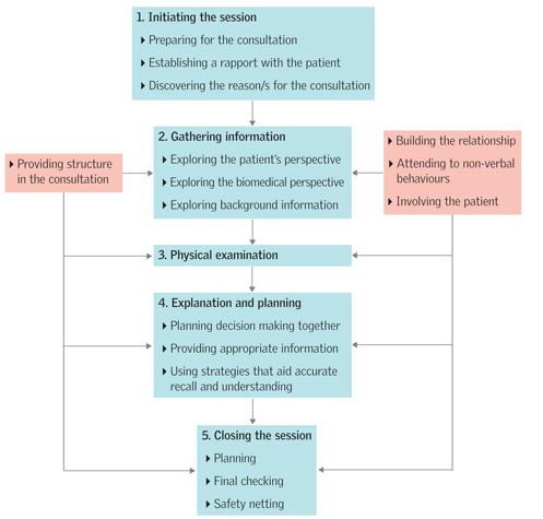 Patient assessment: effective consultation and history taking