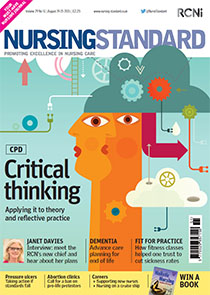 critical thinking for nurses
